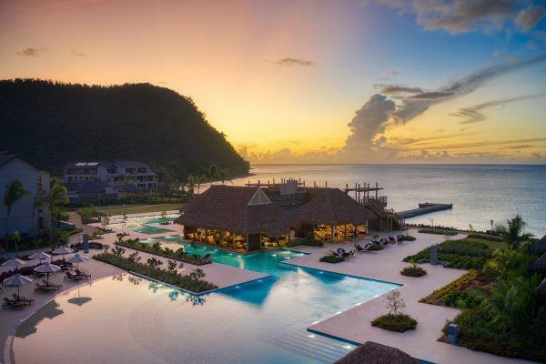 Cabrits Resort & Spa Kempinski Dominica exteriors.